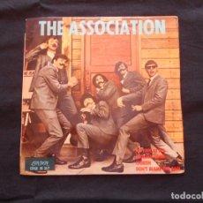 Discos de vinilo: THE ASSOCIATION // NO FAIR AT ALL + 3. Lote 168159872