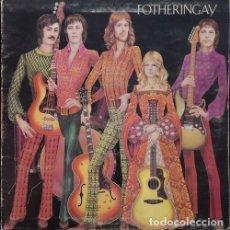 Discos de vinilo: FOTHERINGAY - FOTHERINGAY - LP DE VINILO 1ª EDICION INGLESA ISLAND PINK LABEL #. Lote 168160872