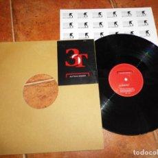 Discos de vinilo: 3T ANYTHING REMIXED MAXI SINGLE VINILO PROMO UK DEL AÑO 1995 MICHAEL JACKSON CONTIENE 4 TEMAS RARO. Lote 168177224