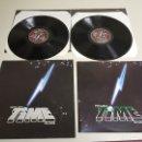 Discos de vinilo: 918- DAVE CLARKS TIME THE ALBUM - DISCO VINILO 2 LP -- COVER -- VG ++- DISCO --VG++. Lote 168187774