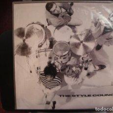 Discos de vinilo: THE SYLE COUNCIL- IT DIDN´T MATTER. MAXISINGLE. Lote 168190552