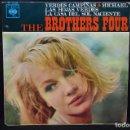 Discos de vinilo: THE BROTHERS FOUR - VERDES CAMPIÑAS + 3 - EP. Lote 168196916