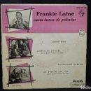 Discos de vinilo: FRANKIE LAINE - MOBY DICK + 3 - EP. Lote 168197732