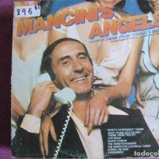 Disques de vinyle: LP - HENRY MANCINI - MANCINI'S ANGELS (SPAIN, RCA 1977). Lote 168201480