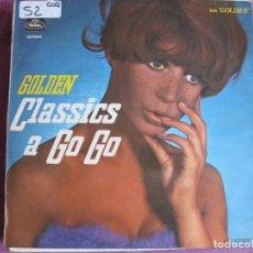 Disques de vinyle: LP - GOLDEN CLASSICS A GO GO - THE ROYAL GRAND ORCHESTRA (SPAIN, EMI REGAL 1971). Lote 168204076