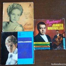 Discos de vinilo: LOTE DE SINGLES.. Lote 168207368