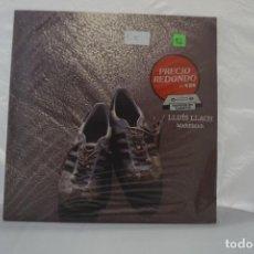 Discos de vinilo: VINILO LP - PRECIO REDONDO LLUIS LLACH MAREMAR / CBS. Lote 168208824