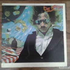 Discos de vinilo: JOE WALSH - BUT SERIOUSLY, FOLKS - LP ASYLUM RECORDS GATEFOLD SLEEVE ED. ORIGINAL CANADA 6E -141B. Lote 168209464