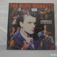 Discos de vinilo: VINILO LP - THE BLOW MONKEYS CHOICES THE SINGLES COLLECTION / RCA. Lote 168209496