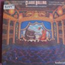 Discos de vinilo: LP - CLAUDE BOLLING - SUITE FOR CHAMBER ORCHESTRA AND JAZZ PIANO TRIO (HOLLAND, CBS 1983). Lote 168210800