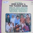 Discos de vinilo: LP - HERB ALPERT AND THE TIJUANA BRASS - LO MEJOR DE (SPAIN, AM RECORDS 1972). Lote 168213352