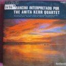 Discos de vinilo: LP - THE ANITA KERR QUARTET - INTERPRETA A MANCINI (SPAIN, RCA 1971). Lote 168214068