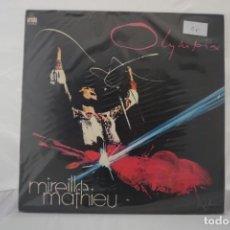 Discos de vinilo: VINILO LP - OLYMPIA MIREILLE MATHIEU / ARIOLA. Lote 168214076
