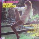 Discos de vinilo: LP - GRAN ORQUESTA SINFONICA AMERICANA - LA MUSICA DE HENRY MANCINI (SPAIN, GRAMUSIC 1973). Lote 168214280