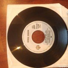 Discos de vinilo: GEORGE BENSON GIVE ME THE NIGHT SINGLE 1980 CON CARÁTULA GENÉRICA DE WARNER. Lote 168214462