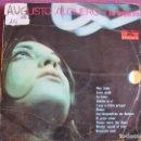 Discos de vinilo: LP - AUGUSTO ALGUERO - MISMO TITULO (SPAIN, POLYDOR 1969). Lote 168215120