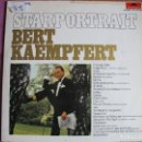 Discos de vinilo: LP - BERT KAEMPFERT - STARPORTRAIT (DOBLE DISCO, SPAIN, POLYDOR 1971). Lote 168216248