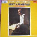 Discos de vinilo: LP - BERT KAEMPFERT - NOW AND FOREVER (SPAIN, POLYDOR 1972). Lote 168216352
