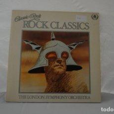 Discos de vinilo: VINILO LP - CLASSIC ROCK ROCK CLASSIC THE LONDON SYMPHONY ORCHESTRA. Lote 168220084