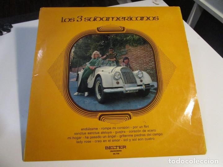 LOS 3 SUDAMERICANOS BELTER AÑOS 60 LP (Música - Discos - LP Vinilo - Grupos Españoles 50 y 60)