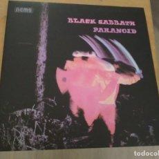 Discos de vinilo: BLACK SABBATH PARANOID LP GATEFOLD. Lote 168230852