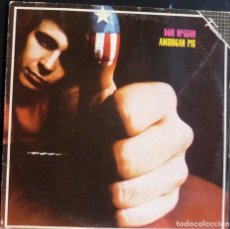 Discos de vinilo: DON MCLEAN // AMERICAN PIE // 1983 // (VG+ VG+). MADE IN FRANCE.LP. Lote 168234484