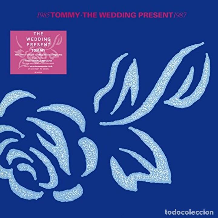 THE WEDDING PRESENT * LP 180G LIMITED EDITION + CUPÓN DESCARGA * TOMMY * NUEVO (Música - Discos - LP Vinilo - Pop - Rock - New Wave Extranjero de los 80)