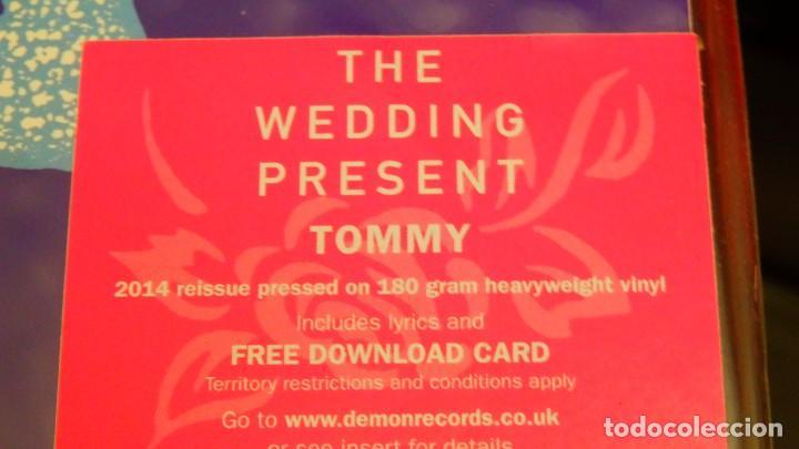 Discos de vinilo: The Wedding Present * LP 180g Limited Edition + cupón descarga * Tommy * Nuevo - Foto 2 - 178212728
