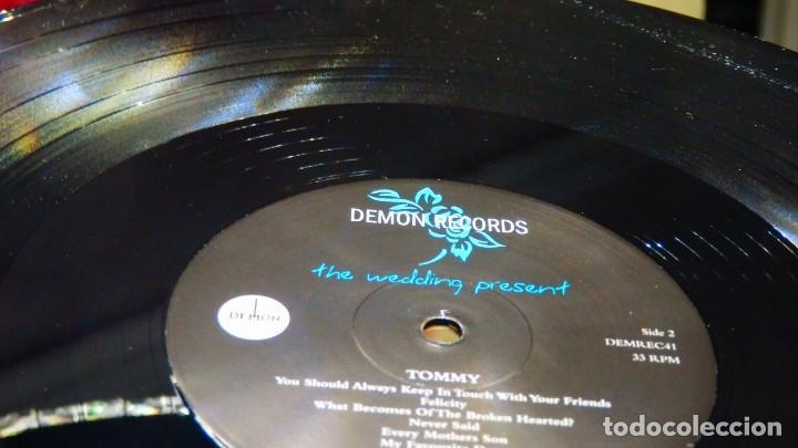 Discos de vinilo: The Wedding Present * LP 180g Limited Edition + cupón descarga * Tommy * Nuevo - Foto 3 - 178212728