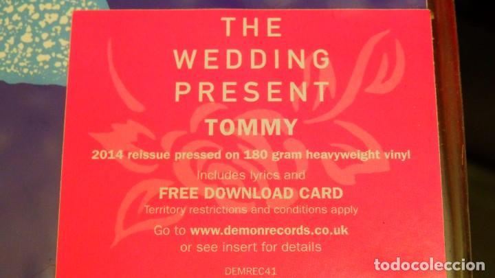 Discos de vinilo: The Wedding Present * LP 180g Limited Edition + cupón descarga * Tommy * Nuevo - Foto 7 - 178212728