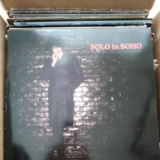 Discos de vinilo: PHILIP LYNOTT – SOLO IN SOHO. Lote 168244520