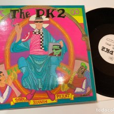 Discos de vinilo: MAXI DISCO VINILO 12'' THE PK2 – SENYOR SEGUIM PKANT DE 1994. Lote 168249296