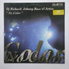 Discos de vinilo - NO COLOR. DJ. RICHARD, JOHNNY BASS ARTIVE. TDKDA54 - 168253324