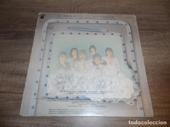 Discos de vinilo: THE BYRON BAND - ON THE ROCKS - Foto 2 - 168255080