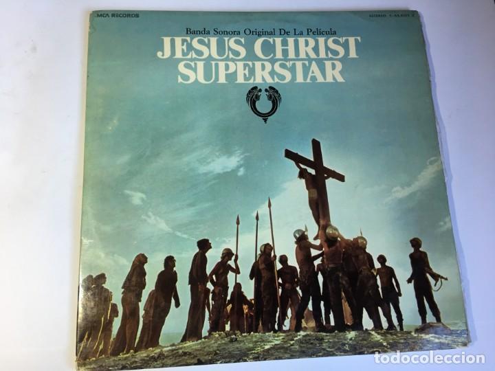 BANDA SONORA DE JESUCRISTO SUPERSTAR (Música - Discos - LP Vinilo - Bandas Sonoras y Música de Actores )