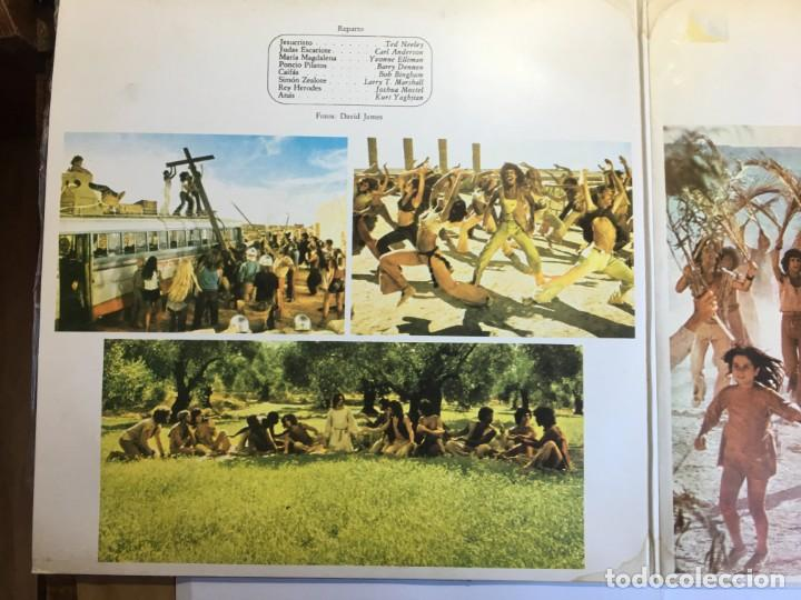 Discos de vinilo: BANDA SONORA DE JESUCRISTO SUPERSTAR - Foto 2 - 168258020