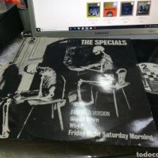 Discos de vinilo: THE SPECIALS MAXI GHOST TOWN 1981. Lote 168266198