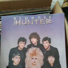 Discos de vinilo: BLONDIE – THE HUNTER. Lote 168275716