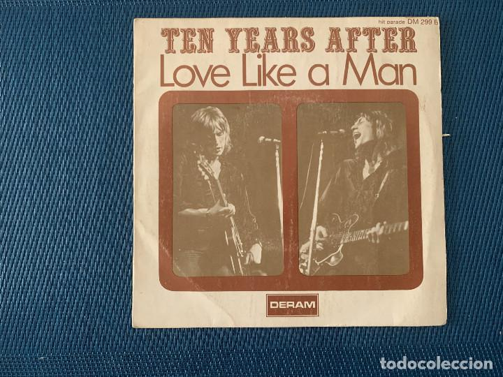 Ten years after love like a man single