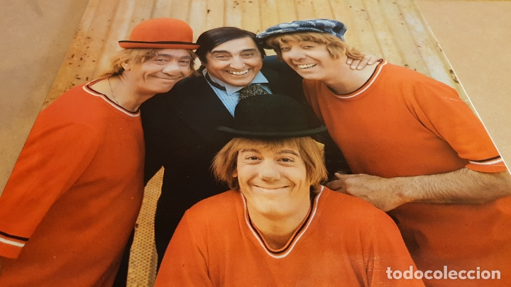 Discos de vinilo: HABÍA UNA VEZ UN CIRCO / LP GATEFOLD - MOVIE PLAY-1973 / MBC. ***/*** LIGERO USO. - Foto 3 - 168285148
