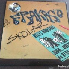 Discos de vinilo: FRAKASO SKOLAR - BAILES MODERNOS . Lote 168285308