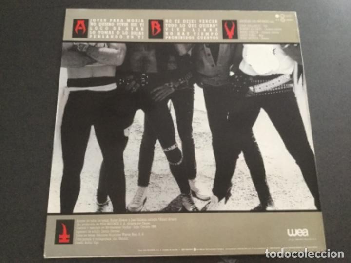 Discos de vinilo: Ángeles del Infierno - joven para morir - Foto 2 - 168285736