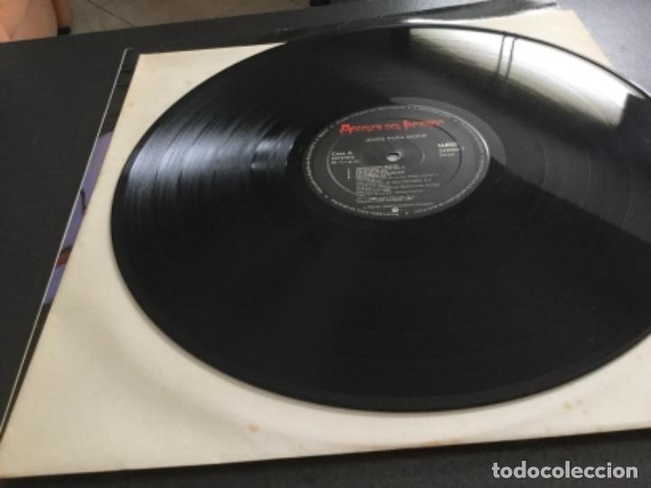 Discos de vinilo: Ángeles del Infierno - joven para morir - Foto 3 - 168285736