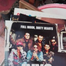 Discos de vinilo: LP INXS-FULL MOON,DIRTY HEARTS. Lote 168285784