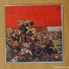 Discos de vinil: DIMITRI TIOMKIN - EL ALAMO B.S.O. - OBERTURA + 3 - EP. Lote 168287430