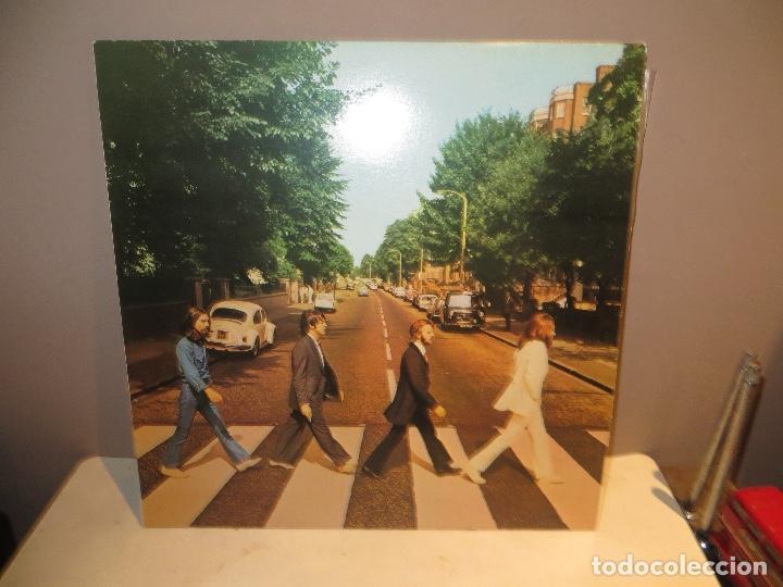 THE BEATLES ABBEY ROAD EMI-ODEON 1969 ¡¡¡ COMO NUEVO,BARATO (Música - Discos - LP Vinilo - Pop - Rock Extranjero de los 50 y 60)