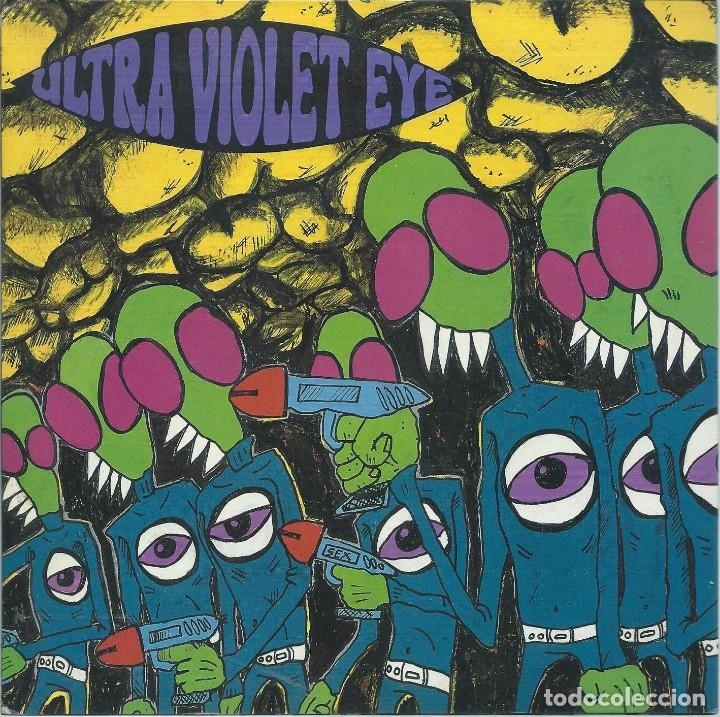 ULTRA VIOLET EYE, PARROT POLINESIA. -EP DEMOLITION 1991- (Música - Discos - Singles Vinilo - Pop - Rock Internacional de los 90 a la actualidad)