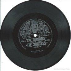 Discos de vinilo: THE LANDLORDS-THE SHOUTLESS. -FLEXI PROMO MUNSTER 1987-. Lote 168297940