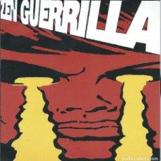 Discos de vinilo: ZEN GUERRILLA, MOB RULES. SAFETY PINS 2000. -PORTADA SIN ENCUADERNAR-. Lote 168298720