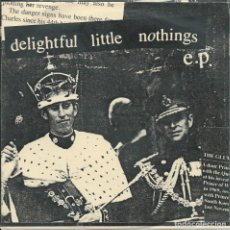 Discos de vinilo: DELIGHTFUL LITTLE NOTHING, OVER US. -EP CANDY FLOSS 1993-. Lote 168300324